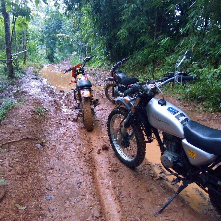 MyTrip MyAdventure Honda XL KW