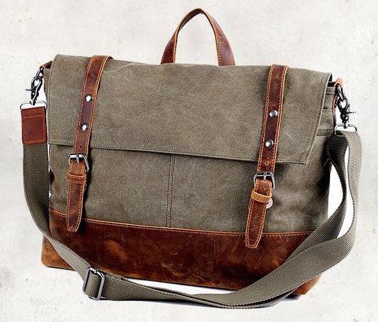 430 best Canvas Messenger Bags images on Pinterest