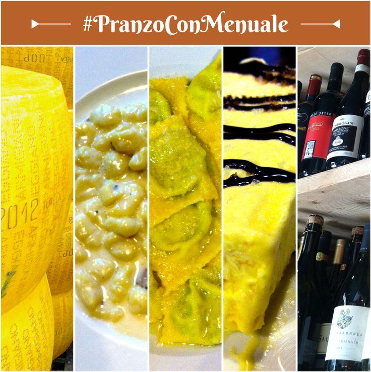 Mangi come mangi, in Emilia non ti sbagli #PranzoConMenuale #foodporn