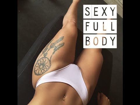 CIRCUIT SEXY FULL BODY 10min ❋ tonifier son corps en gardant ses formes ! - YouTube