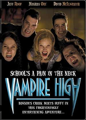 Vampire High.....this show is pretty ridiculous but its become my guilty pleasure
