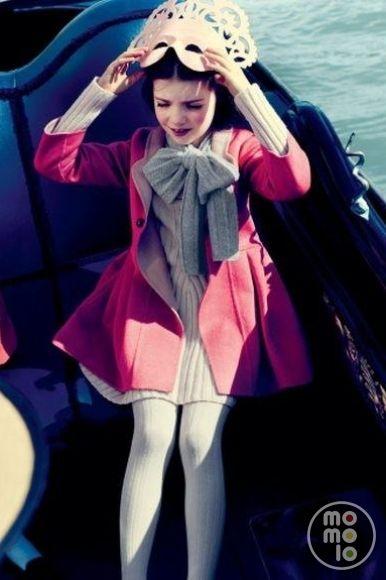 Look de Baby DIOR  | MOMOLO Street Style Kids   :: La primera red social de Moda…