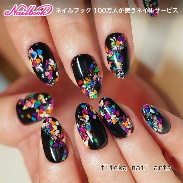 #flicka_nail #ネイルブック