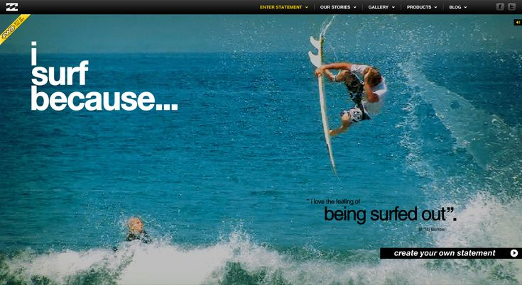 iSurfBecause site