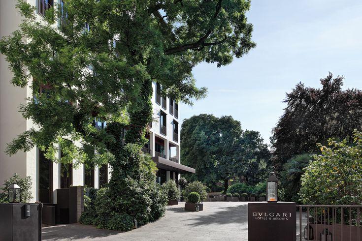 Luxury Hotel in Milan - Bulgari Hotel Resort #Milan