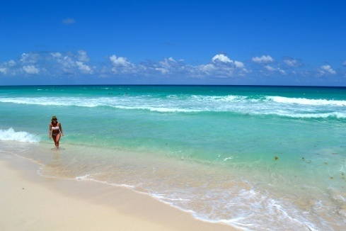 Playa del Carmen - Two months till Mexico!