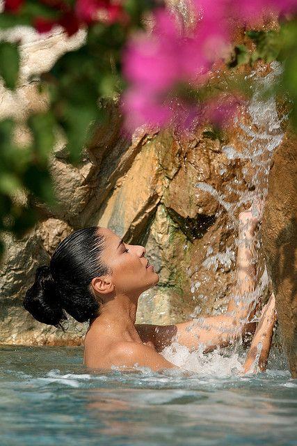 Le Meridien Limassol Outdoor Thalassotherapy Pool by Le Meridien Limassol Spa & Resort, Cyprus, via Flickr