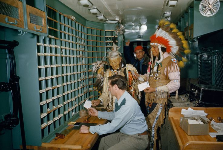 Picture of Sioux chiefs
