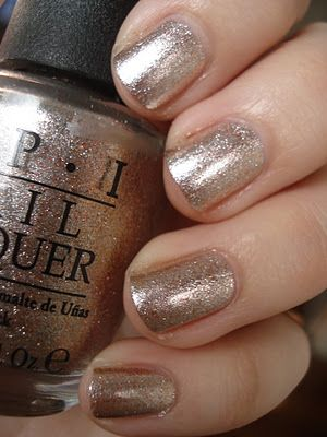 """OPI Muppet Collection Nail polish, Holiday Party Dress...I think I need """"Warm and Fozzy"""" too!"""