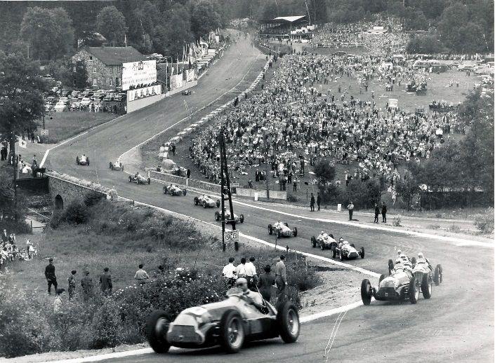 Belgium 1950