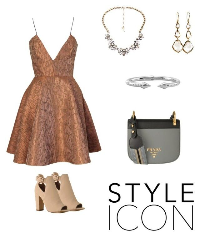 """""""A hot date"""" by lowe12345 on Polyvore featuring Joana Almagro, Vita Fede, Prada and Ippolita"""