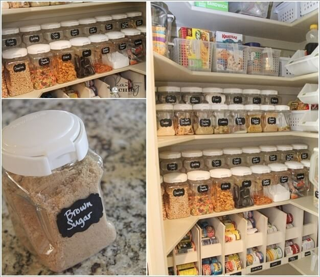 9 Tips For A Perfectly Organized Pantry: Best 25+ Organize Small Pantry Ideas On Pinterest