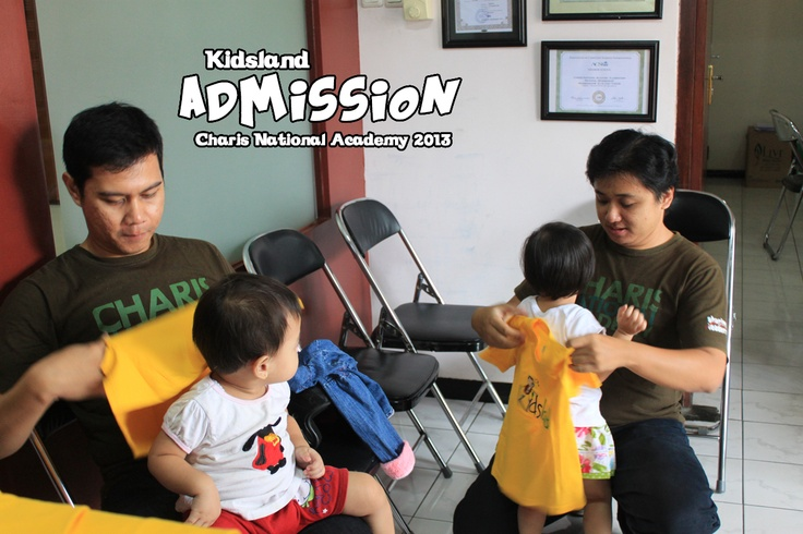 Addmision Toddler