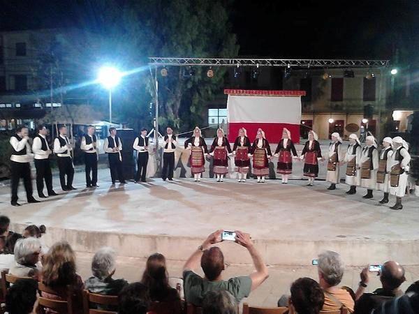 H «Αράπιτσα» στην Πελοπόννησο
