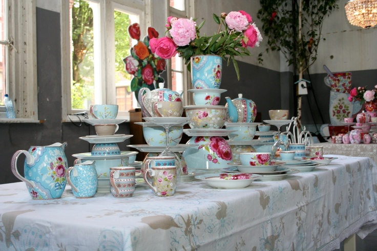 PiP Studio Floral Servies