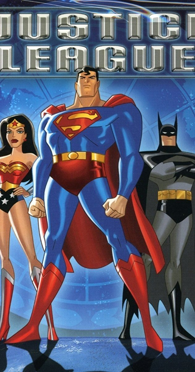 Created by Bob Kane, William Moulton Marston, Joe Shuster.  With Carl Lumbly, Phil LaMarr, Michael Rosenbaum, George Newbern. Seven of the most formidable heroes form arguably the most powerful team ever.