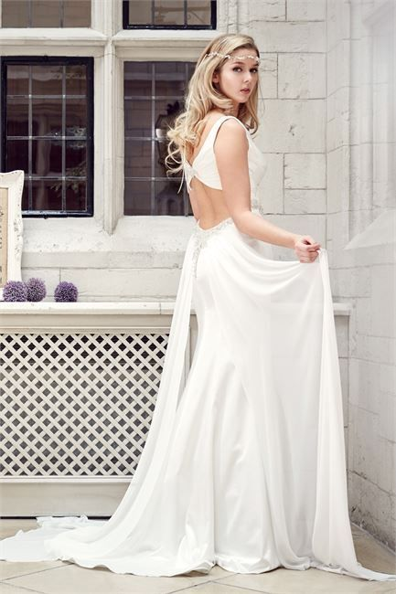 Wedding Dresses by Tia By Benjamin Roberts