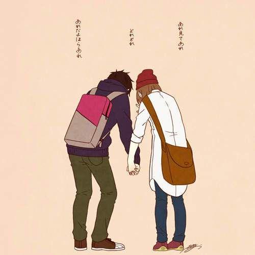 台湾人「日本の人気絵師が描いた3人家族や夫婦のイラストが心温まるwww」   kaola.jp