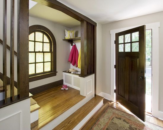 craftsman home interior plans