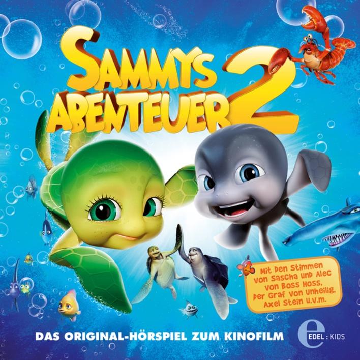 Sammys Abenteuer 2 - Kleine Helden auf großer Mission (Das Original-Hörspiel zum Kinofilm)