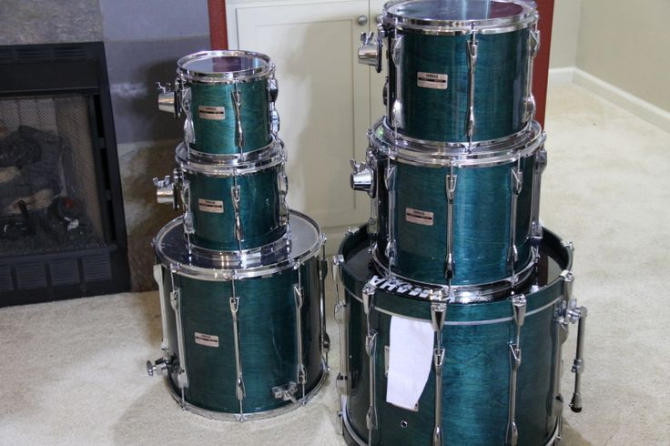 DW Custom Drum Orders Matched to Existing Kit - DRUMMERWORLD OFFICIAL DISCUSSION FORUM