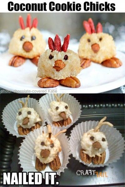 Easter Pinterest Fails