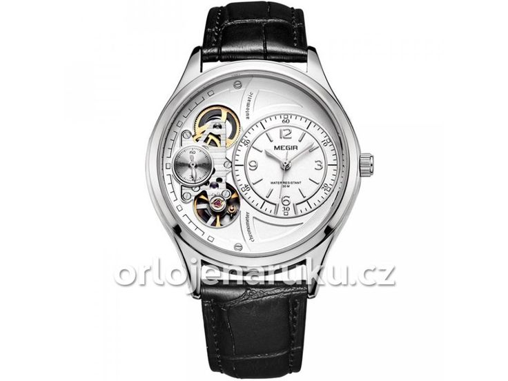 Megir MEG2022, to jsou hodinky mechanické hodinky s unikátním designem a…