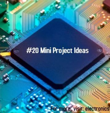 8 best elektronika images on pinterest projects audio and books top 20 mini project ideas for engineers fandeluxe Image collections