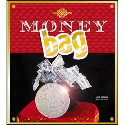Money Bag by Anton Corradin - Trick