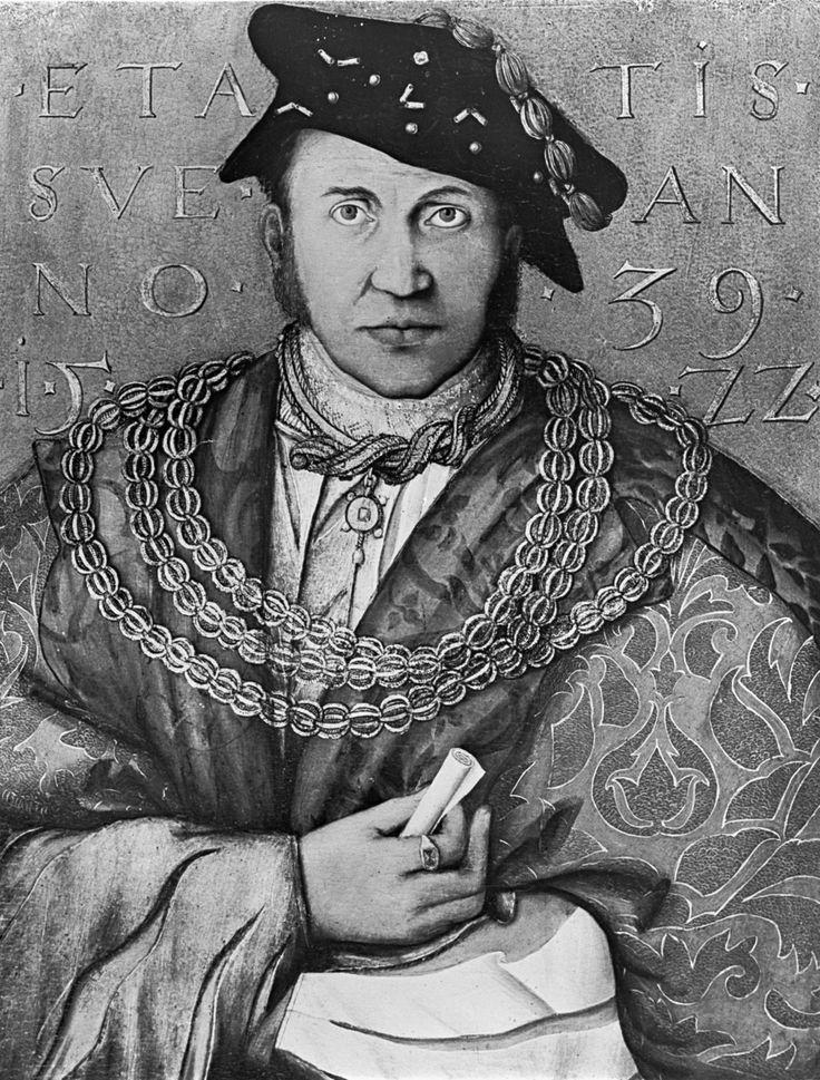 Artist: Krell, Hans. Title: Gemälde mit Georg dem Frommen. Date: 1522
