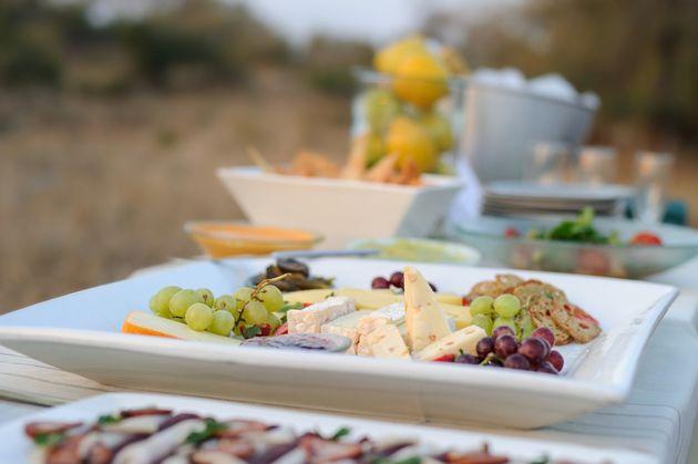 Al Fresco Dining: Sundried Tomato & Peppadew Dip - Singita