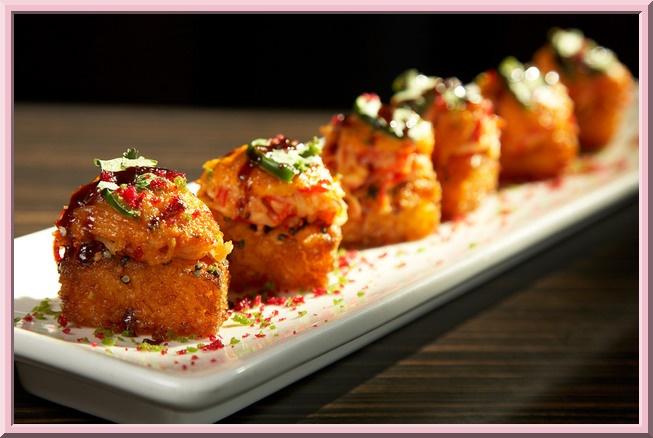 sushi deals * Brand new menus brand-new fusion sushi roll merely scrumptious InfoCinere infojakarta #tastematters ~ sushi night #food #sushi