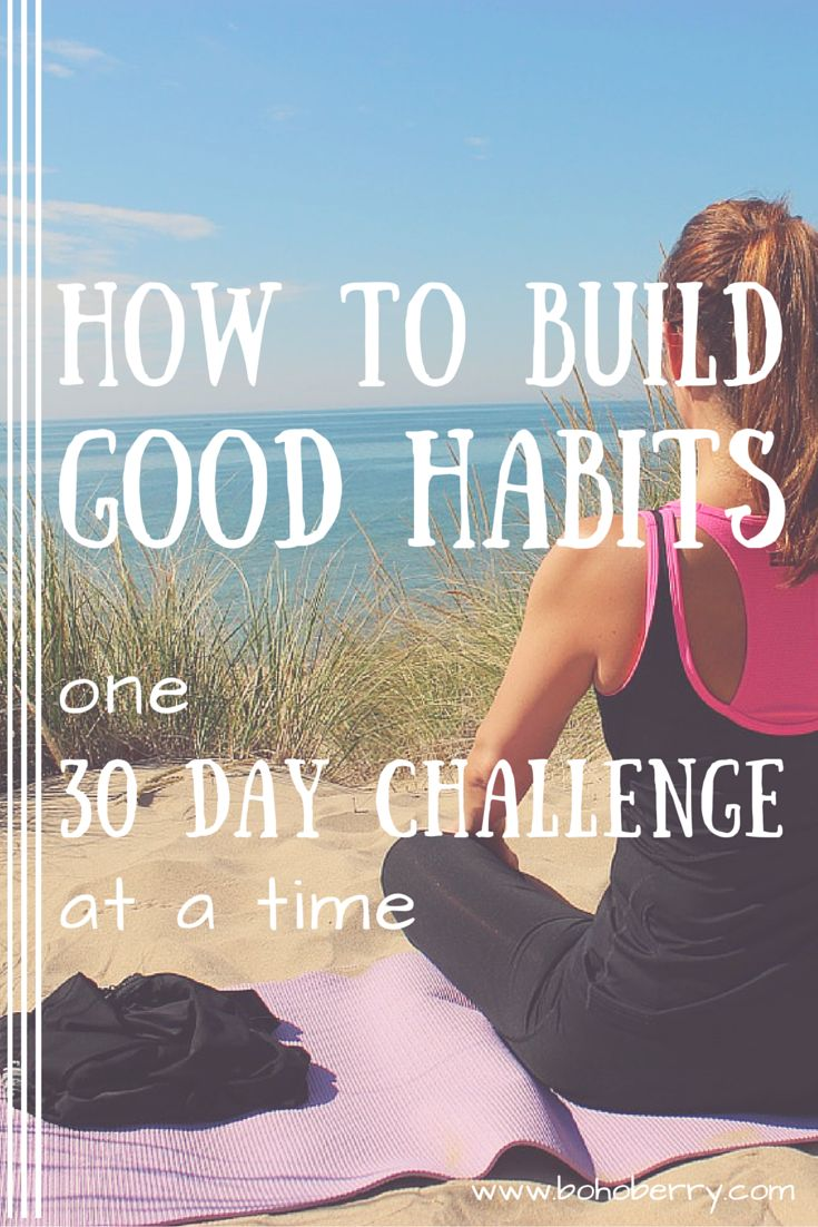 What's the secret to building good habits and making them stick? Hint: Forget the 21-Day Rule!  I'll walk you through it :)