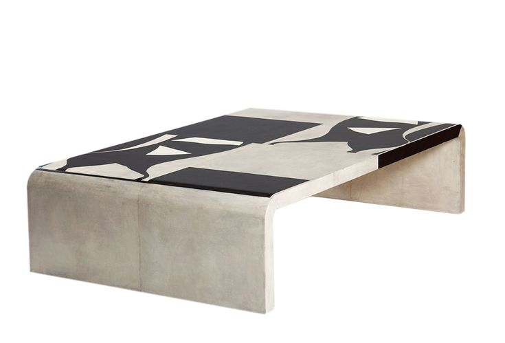 Buy Life Coffee Table by Robicara - Made-to-Order designer Furniture from Dering Hall's collection of Contemporary Transitional Coffee & Cocktail Tables.