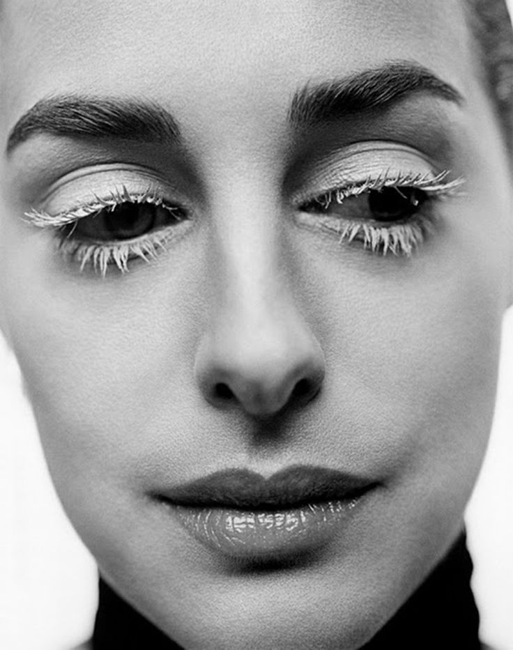 Black And White Portraits Of Celebrities