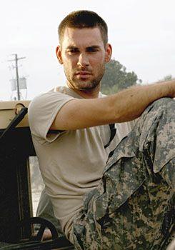 Drew Fuller (1st Lieutenant Trevor LeBlanc) - Army Wives
