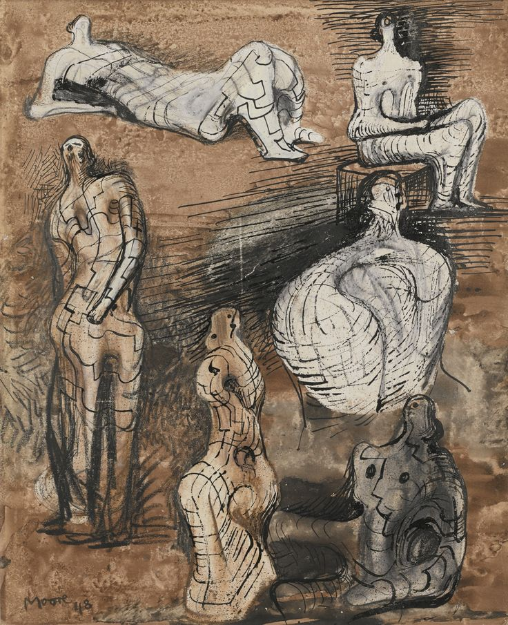 Henry Moore | lot | Sotheby's