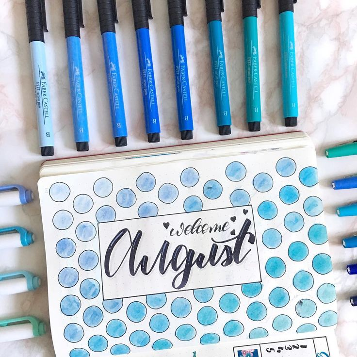 40 Bullet Journal Monthly Spreads to Inspire and Amaze You   Zen of Planning   Find Planner Peace and Inspiration