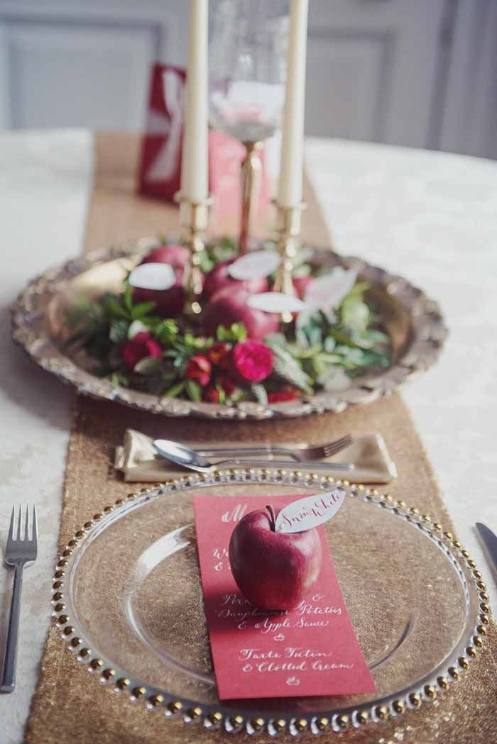 178 best Wedding Table Settings images on Pinterest | Wedding table ...