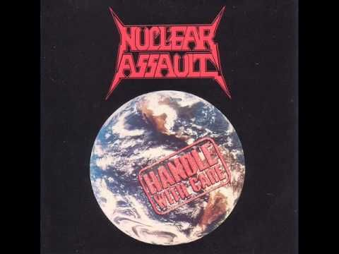 Nuclear Assault - Handle With Care (Full Album) - YouTube