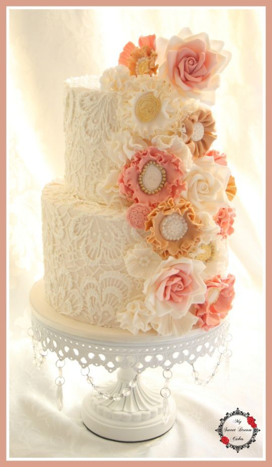 wedding cake lace tutorial 18 best images about sugar lace cakes amp tutorials on 23059
