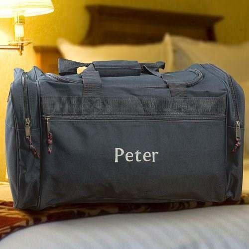 Personalized Travel Duffel Bag Gifts Groomsman Usher Best Man #Unbranded #DuffleGymBag