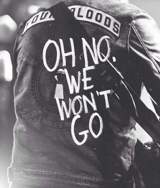 """'Cause we don't know when to quit"" Save Rock and Roll"