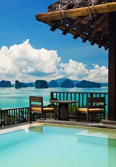 Six Senses Yao Noi is situated on Koh Yao Noi, just off the coast of  Phuket, Thailand. Six Senses Yao Noi Resort is an exclusive island hideaway  with 56 ...