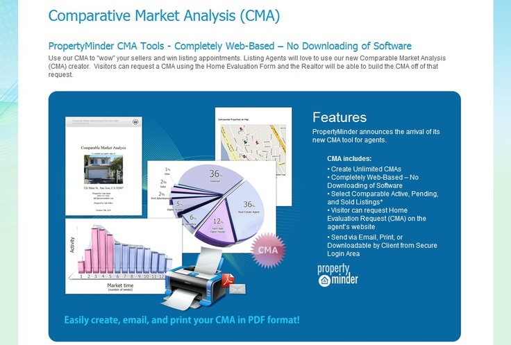 Comparative Market Analysis Tools!!!! Create amazing presentations - competitive market analysis