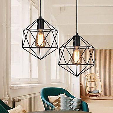 #(Max 40W) Lámparas Colgantes , Moderno / Contemporáneo / Tradicional/Clásico / Rústico/Campestre Otros Característica for LED MetalSala 4481244 2017 – €29.98