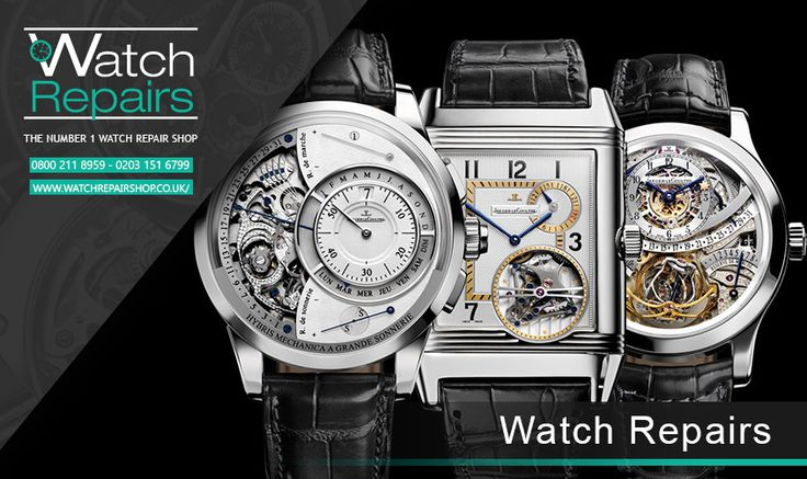 We are Watch Repair Shop in London offering exclusive Watch Repairs Services  Our commitment is to bring your watch back to a fully functi...