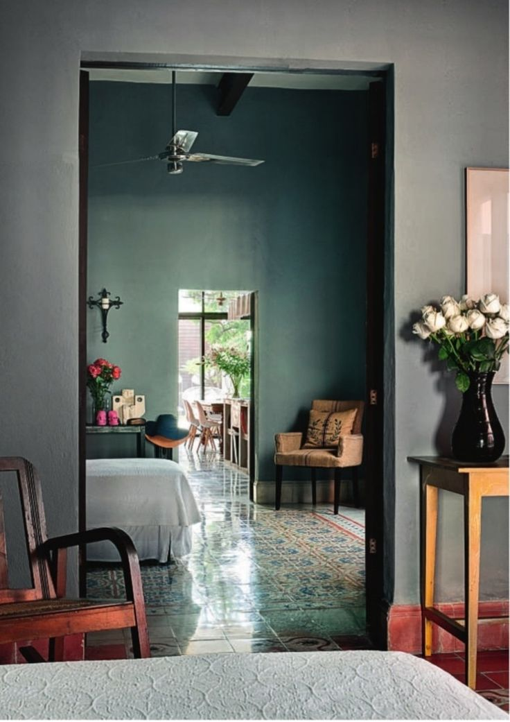 1069 Best Colorful Interiors Images On Pinterest Brown