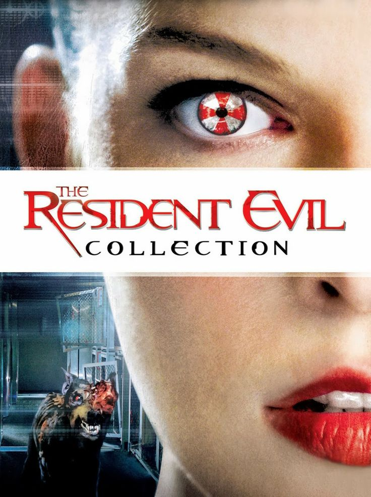 Resident Evil Movie Series (Compilation)