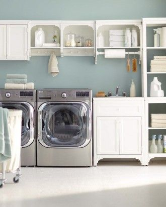 When Was the Last Time You Cleaned Big Appliances? - Major appliances like dishwashers, washers, and dryers do some of the heaviest (and most important) cleaning in your home. So it only makes sense to thoroughly clean the machines that clean your dishes, utensils, cookware, and clothes.